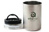 arbor teas storage tin bulk
