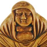 Eyelids of Bodhidharma