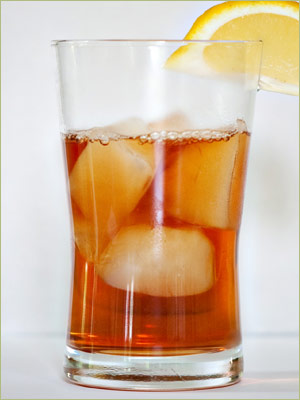 Eco-Friendly Iced Tea