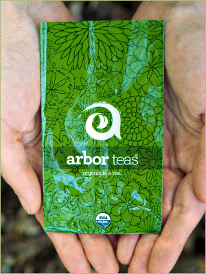 Why Arbor Teas Packaging is Different