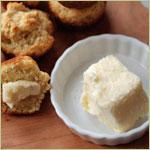 Cultured Tea Butter and Buttermilk