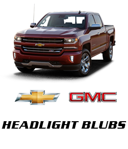 Chevy & GMC Led Headlight Bulbs
