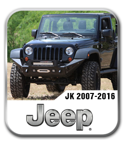 JK Brackets 2007-2016