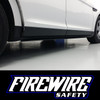 FIREWIRE ROCKER STROBE LIGHTS KIT ARE LOW PROFILE FOR UNMARKED VEHICLES AND TO KEEP FROM BEING DAMAGED.