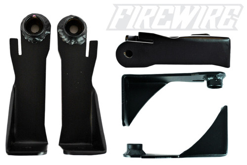 2011-2015 Ford Superduty Cowl Mounting Brackets2011-2015 Ford Superduty Cowl Mounting Brackets