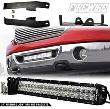2006-2008 FORD F150 20 INCH IN BUMPER KIT