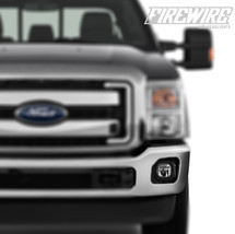 9005, 9145, H10, 2010-2016 FORD SUPERDUTY LED FOG LIGHT KIT