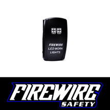 FIREWIRE LED WORK LIGHTS SWITCH PRODUCT PHOTO