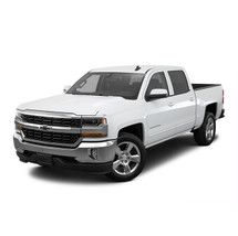 CHEVROLET SILVERADO CREW CAB LED ROCKER SAFETY LIGHTS