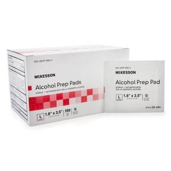 Large Alcohol Prep Pad