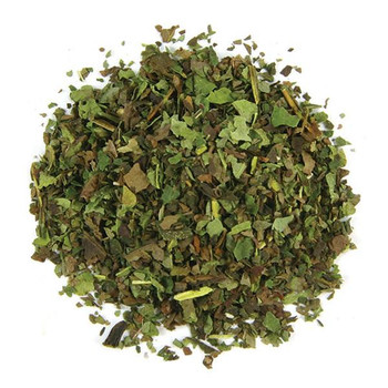 Organic Goldenseal Leaf, cut and sifted