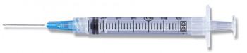 5cc syringe with needle