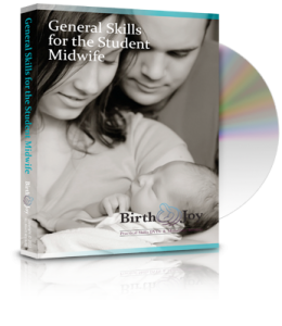 General Skills for the Student Midwife DVD