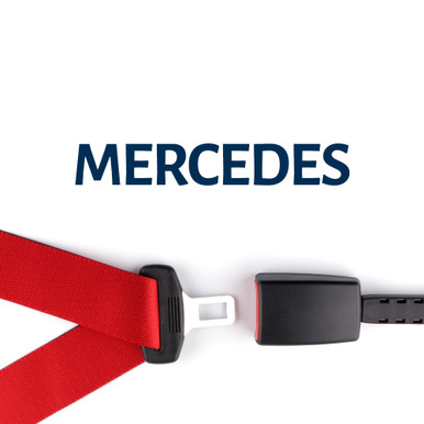 Mercedes seat belt extender for Mercedes benz seat belts
