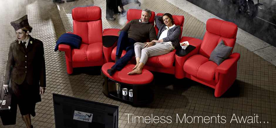 Stressless Furniture- Timeless Moments Await