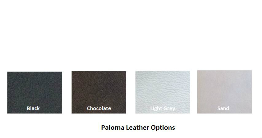 Leather Special pricing color choices.