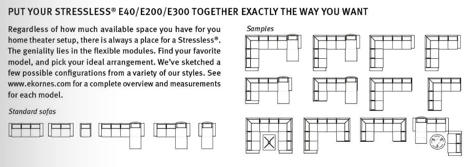 Sectional Layouts grid