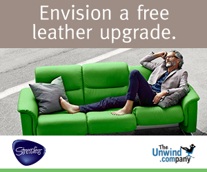 Stressless 2016 Free Leather Upgrade Promotion