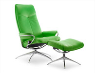 New 2016 Summer Green Paloma shown on this City Recliner.