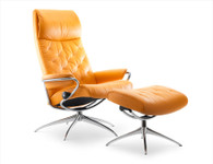 Stressless Metro - new addition to the Stressless recliner family at Ekornes.
