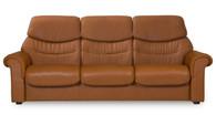 Stressless Sofa - Liberty model - Comfortable Back equals Happy Back.