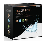 SLEEP TITE ENCASE HD COMPLETE MATTRESS PROTECTOR- Image