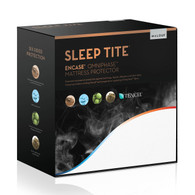 SLEEP TITE ENCASE OMNIPHASE COMPLETE ENCASEMENT MATTRESS PROTECTOR- Image