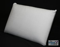 "BetterNeck Traditional Gentle Memory Foam Pillow 24"" x 20"" x 5"""