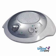 Homedics Sound Spa with 6 Natural Sounds and Auto-Off Timer