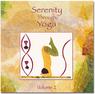 Serenity Through Yoga CD Vol II