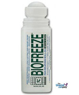 Biofreeze Pain Relieving Roll-On with Ilex 3 oz.