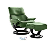 Ekornes Stressless Spirit Recliner is great for larger-framed customers