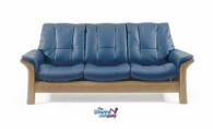 Ekornes Stressless Windsor Low-Back - 3 Seat Sofa