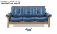 Windsor 3 Seat Sofa - Stressless Low Back Version