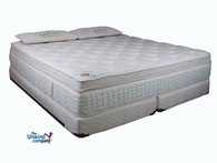 The Scandinavian Sleep Systems - Sandmahn Mattress - Twin XL Set - Ships Free