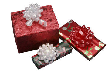 Christmas Wrap Example