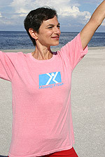 Pink T-Shirt  Moving FreeWear™