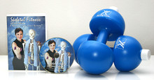 Original Skeletal Fitness by Mirabai Holland with HAND WEIGHTS LIMITED TIME Osteoporosis Exercise, Seniors,  and Boomers,