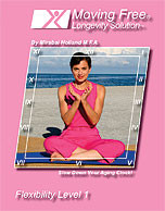 Mirabai Holland Longevity Solution™ Flexibility Level 1 DVD