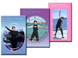 Mirabai Holland Fabulous Forever® DVD Trilogy