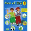 Alex et Zoe 1.  Eleve - Nouvelle edition - CD-Rom
