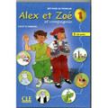 Alex et Zoe 1. Set of 3 CDs nouvelle edition
