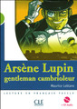 Arsene Lupin (adaptation) (with CD audio) - Leblanc - Niveau 2