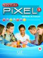 Nouveau Pixel 3 Livre Eleve A2 with DVD-rom