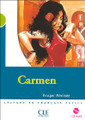Carmen (with CD audio) - Merimee - Niveau 2