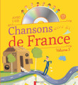 Chansons de France pour les petits - Vol 3 (With CD)