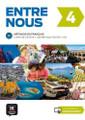 Entre Nous 4 Methode de Francais - Livre Eleve + Cahier + 2CD