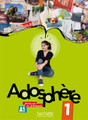 Adosphere 1  Methode de Francais + CD audio