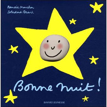 Goodnight my little rabbit, my heart, my cabbage, my treasure …   A wonderful goodnight book with supple cardboard pages