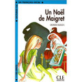 Un Noel de Maigret -  Georges Simenon - Easy reader Level 2